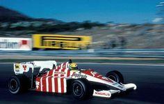 Memória F-1: GP Memorável 2# - Portugal 1984
