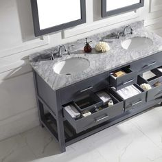 Rift Sawn Black Walnut Master Bath Vanity I M Obsessed