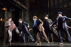 Bullets Over Broadway.