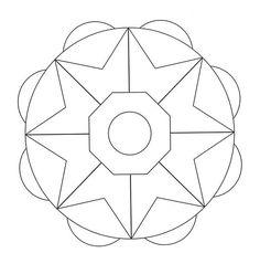 420 Best Simple Mandala images in 2019   Mandala pattern