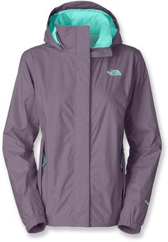 The North Face Resolve Rain Jacket - Women's - Free Shipping at REI.com