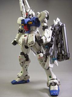 Custom Build: MG 1/100 Gundam GP-03S Stamen - Gundam Kits Collection News and Reviews
