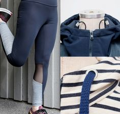 8 tutorials on how to sew your own activewear