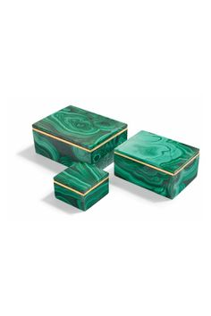 Malachite Boxes - I have one of these :-)