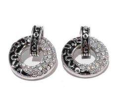 Coach earrings.