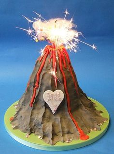 Another Volcano to help for tomorrow