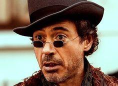 Sherly  #RDJ Sherlock Holmes