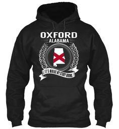 Oxford, Alabama - My Story Begins