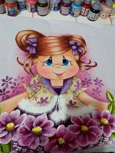 Oi pintura em tecido,lindo quem fez!