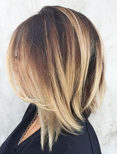 30 Super Short Hairstyles for 2017: #19- Blonde Balayage