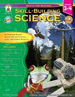 Skill Building: Science (Grades 3-4) - Included are hands-on inquiry investigations, engineering challenges, plus vocabulary and creative writing exercises. http://www.examville.com/examville/Skill-Building%20Science%20(Grades%203-4)-TKIDCSD104115EB-TKTYTecknoProduct #science #teaching #teachers #schools #classrooms #homeschool #lessons #skills #education #examville