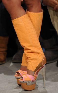 Horny teen boots orange, mercedes bent blow job