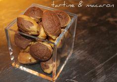 #madeleine #vaniglia e #cioccolato su Tartine&Macaron http://blog.giallozafferano.it/tartineetmacaron/madeleine-vaniglia-cacao/