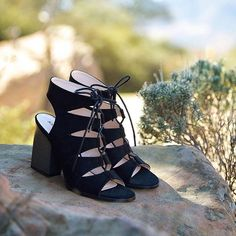 #Sexy lace-ups are perfect for #spring.