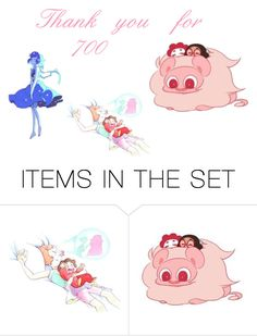 """Thank You 💗"" by gravityfallsgirl33 ❤ liked on Polyvore featuring art"