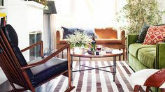 Must-Haves For a California Eclectic Home | Nickey Kehoe photographed by Amy Neunsinger