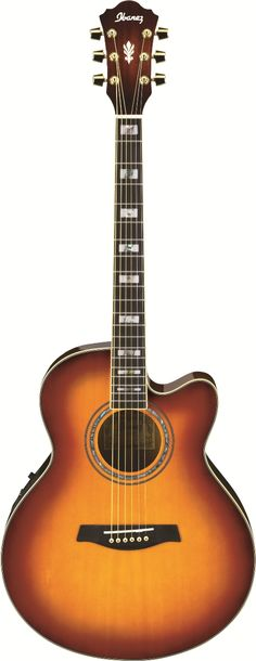 Ibanez AEL30SEVV Acoustic Guitar