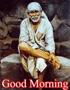 Sai Baba Good Morning Wallpaper Pictures  Photo Download In HD Good Morning Images Hd, Morning Pictures, Good Morning Wallpaper, Sai Ram, Wallpaper Pictures, Cross Stitch Charts, Picture Photo, Om, Free