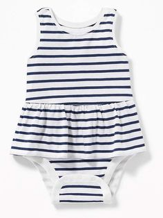 286ae800d3bb3 Old Navy Printed 2-in-1 Peplum Bodysuit for Baby  babygirl