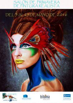 Vídeo del I Salón de Primavera de Pintura realista / figurativa Avatarte...