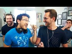The Whisper Challenge with Matthias, Wade, and Tyler - YouTube ~ I've been playing this game wrong the whole time...