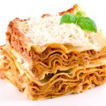 Receta de Lasagna de Carne a la Italiana