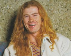 Nothin' else drools (ex — Dave Mustaine David Ellefson, Dave Mustaine, Cool Bands, Jun, Couple Photos, Alternative Music, People, Musicians, Rock
