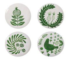 Botanist Plates