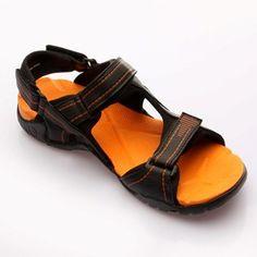 1b8a3dd19394 Coolers Black coloured sandals