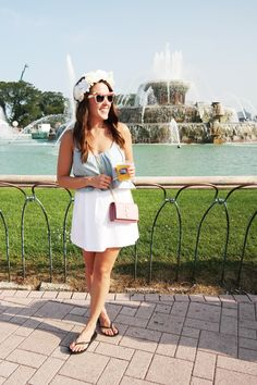 Snapshots from Lollapalooza | Sequins & Stripes