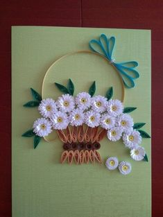 13 Paper Quilling Design Ideas That Will Stun Your Friends Neli Quilling, Paper Quilling Flowers, Paper Quilling Cards, Paper Quilling Patterns, Quilled Paper Art, Quilling Paper Craft, Paper Crafts, Quilling Birthday Cards, Quilling Letters