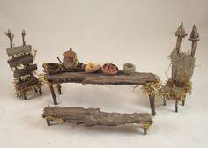 Fairy Furniture - duckyknits