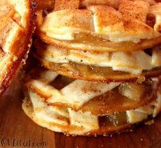 お洒落なハイブリッドスイーツ♡アップルパイクッキーの作り方 - macaroni