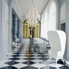 Nice restaurant designed by Jaime Hayon... Cool