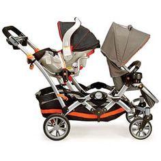 Infant and toddler stroller