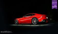 #Ferrari #F12 painted in white light... #Fuelicious #Artomobilia #CarPorn #Carmel #VisitHC #OneZone