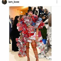 �� lol read Popular musician, Kcee's comment on Rihanna's outfit for the met gala�� True or nay?  #funny#rihanna#celebrity#kcee http://tipsrazzi.com/ipost/1506128145923955574/?code=BTm15GkA9t2