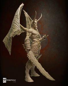 limited edition (www.mproyec.com) sculpted by Raúl García Latorre.