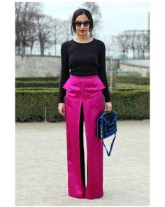 Nausheen those Kenzo pants are phenomenal. #NausheenShah #AShahsLife