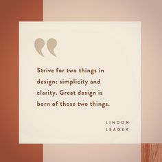 [New] The 10 Best Home Decor (with Pictures) -  Tuesday words of wisdom from the designer behind the FedEx Logo Lindon Leader  . . . . . #livingroom #livingroomdecor #designquotes #homedecor