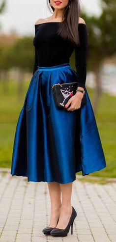 Saphire Skirt