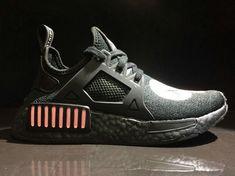 d7808197a6f Adidas Boost Running Shoes · Adidas Bff Kaws X Consortium NMD XR1 Trail  Black White By9947 Genuine Shoe Adidas Nmd