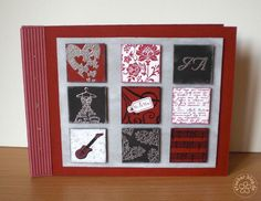 stampin up, wedding