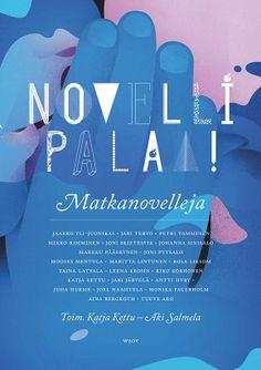 Novelli palaa!  Natkanovelleja toim. Katja Kettu ja Aki Salmela. WSOY 2013.