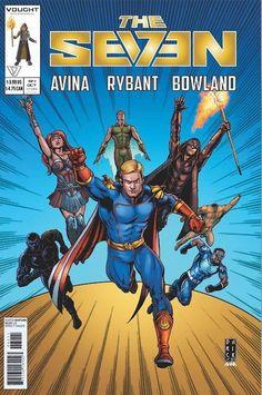 Batman Batman, Arte Dc Comics, The Seven, Cultura Pop, Comic Covers, Madness, Sci Fi, Comic Books, Marvel