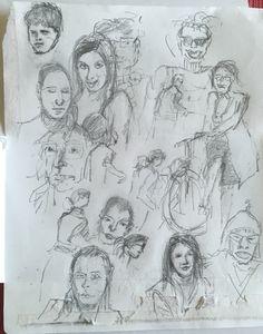 Studien, Gesichter