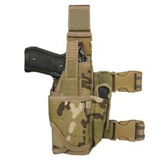 Condor Tactical Gear MultiCam Tornado Tactical Leg Holster