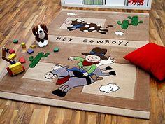 Lifestyle Kinderteppich Cowboy Beige Braun in 3 Größen !!! Sofort Lieferbar !!! Jetzt bestellen unter: http://www.woonio.de/p/lifestyle-kinderteppich-cowboy-beige-braun-in-3-groessen-sofort-lieferbar/