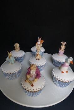 Beatrix Potter beyond immagination cakes