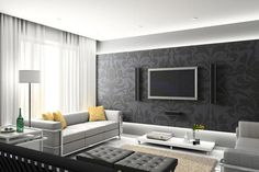 Curtains for Living room #Curtains